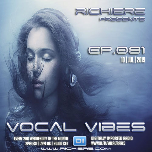 Richiere - Vocal Vibes 81